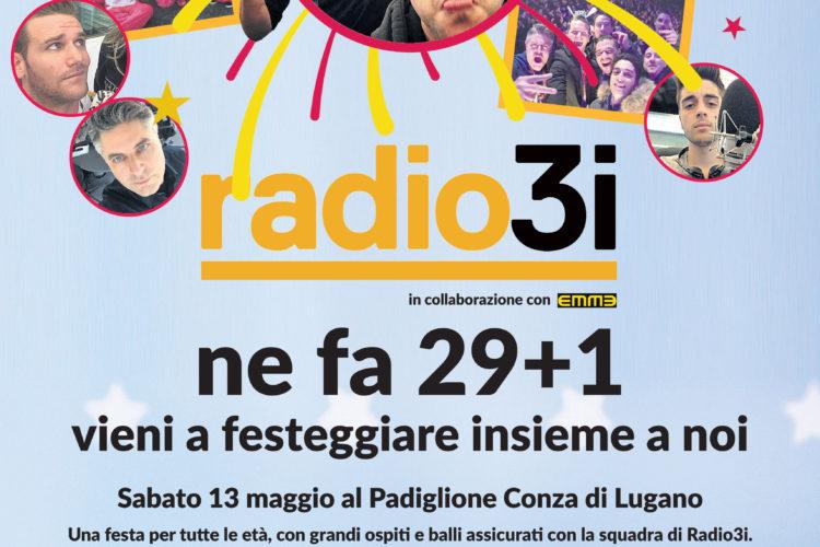 Radio3i festa