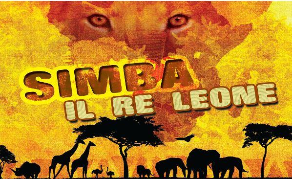 Simba il Re Leone arriva al Palacongressi di Lugano