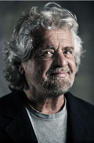 Beppe Grillo al Fevi di Locarno