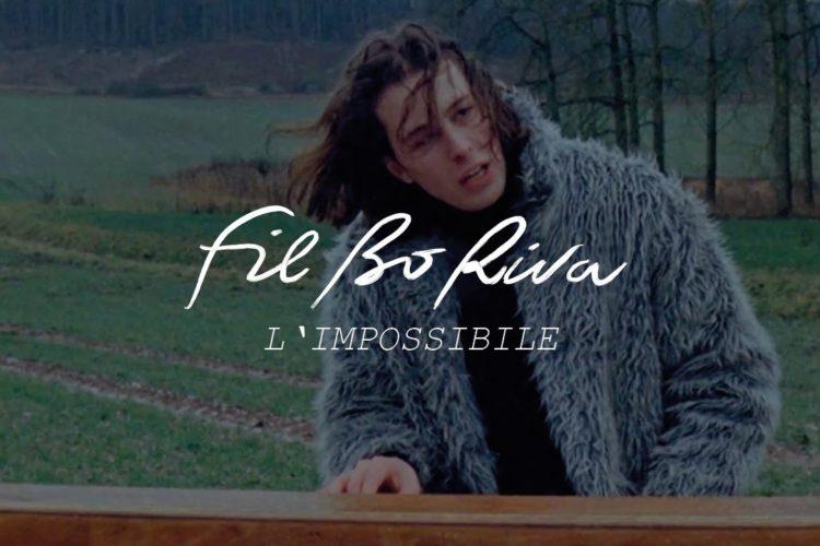 """Fil Bo Riva canta """"L'impossibile"""""""